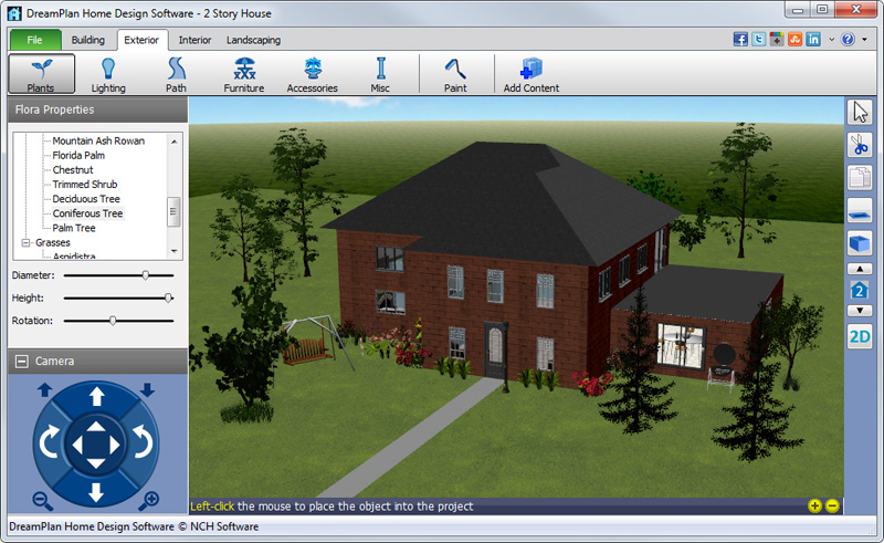 Dreamplan home design software ihned zdarma ke sta en - Free home remodeling software ...