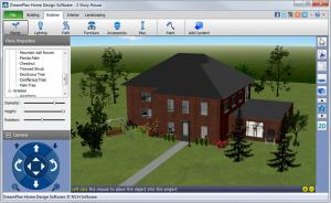 DreamPlan Home Design Software 3.04 - náhled