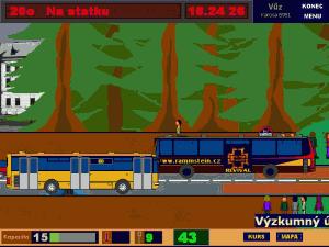 MHD Simulator 2007 - náhled