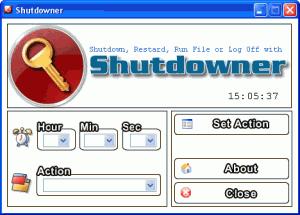 Shutdowner 2.0 - náhled