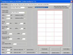 WinAlp - profesionální adresář 5.0 - náhled