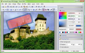 RealWorld Paint 2013.1 - náhled