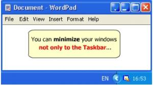Actual Window Minimizer 8.1.1 - náhled