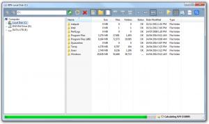 Folder Size Explorer 1.1 - náhled
