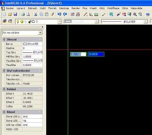4M IntelliCAD 6.6 PRO CZ - náhled