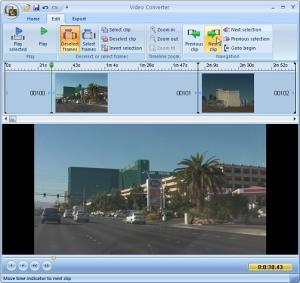 Free Video Converter by by Extensoft 1.0.1.4 - náhled