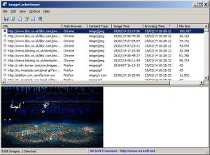 ImageCacheViewer 1.0 - náhled