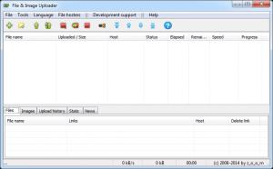 File & Image Uploader 7.7.0 - náhled