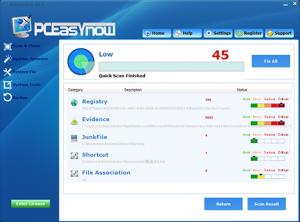 PCEasyNow 5.1 - náhled