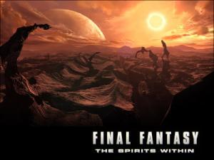 Final Fantasy: Landscape Of Earth