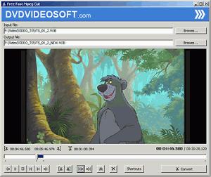 Free Fast MPEG Cut 2.3 - náhled