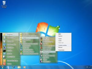 Classic Windows Start Menu for Windows 7 4.08.5 - náhled