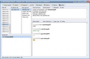 Messenger Detect 4.06 - náhled