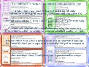 Shceffatan Encryptorizer 7.35 - náhled