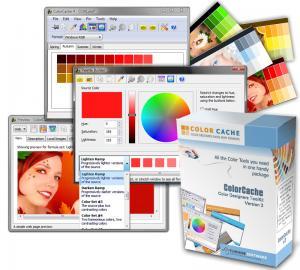 ColorCache 4.2 - náhled