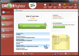 DRIVERfighter 1.1.172 - náhled