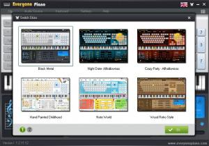Everyone Piano 1.9.8.15 - náhled