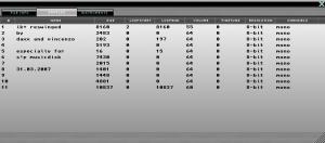 BZR Player 1.00 - náhled