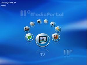 MediaPortal 2.1.2 - náhled