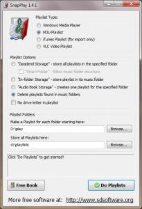 SnapPlay 1.4.1 - náhled