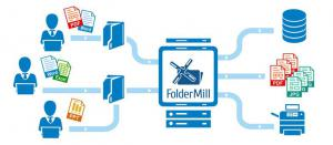 FolderMill 4.6 - náhled