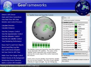 GPS.NET 3.0 - náhled