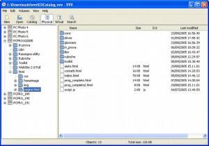 VVV - Virtual Volumes View 1.0 - náhled