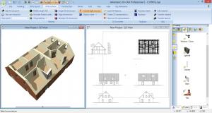 Ashampoo 3D CAD Professional 5.0.0 - náhled