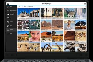 BlackBerry Blend 1.2.0.52 - náhled
