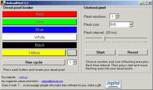 UDPixel 2.2 - náhled