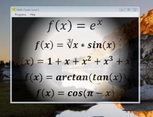Math Center Level 1 - náhled