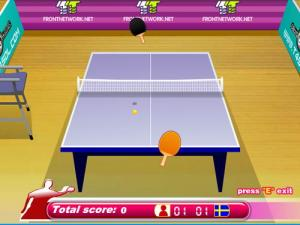 Legend of PingPong - náhled