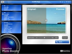 SuperEasy Photo Booster 1.1.3056 - náhled