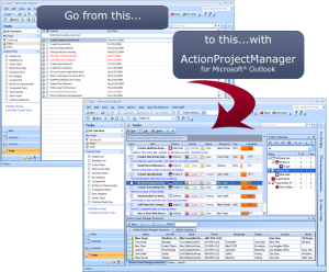 Action Project Manager 1.6.4031 - náhled