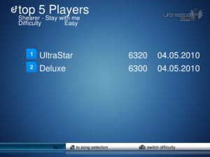 UltraStar Deluxe Linux amd64 1.1 - náhled