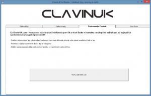 ClavinUK 1.0 - náhled