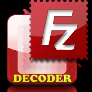 FileZilla Password Decoder - náhled