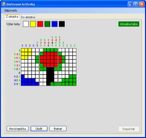 Malované křížovky 1.0 - náhled