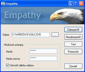 Empathy 2.1 - náhled