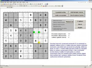 Sudoku Visual Solver Open Source.xls 10.4 - náhled