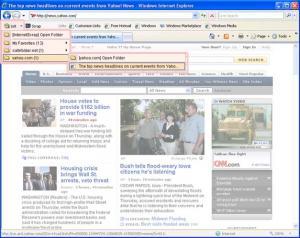 InternetScrap 2.41 - náhled