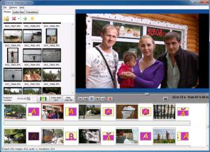 Bolide Free Slideshow Creator 2.2 - náhled
