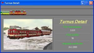 Turnus Detail 3.0.01 - náhled