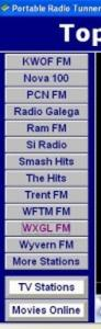 Top Hits Radio Stations 1.0 - náhled