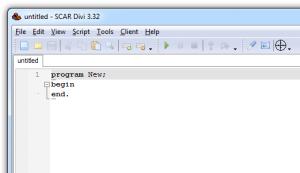 SCAR Divi 3.41 - náhled