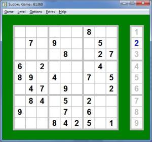 CR-Sudoku 1.00.01 - náhled