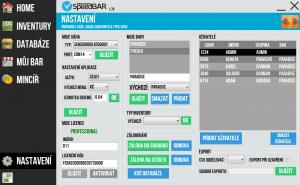 SpeedBAR 1.76 - náhled