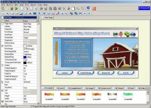 AutoRun Design Specialty 9.1.3.6 - náhled