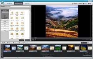 Wondershare DVD Slideshow Builder Deluxe čeština - náhled