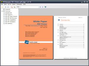 Sumatra PDF Portable 3.1.1 - náhled